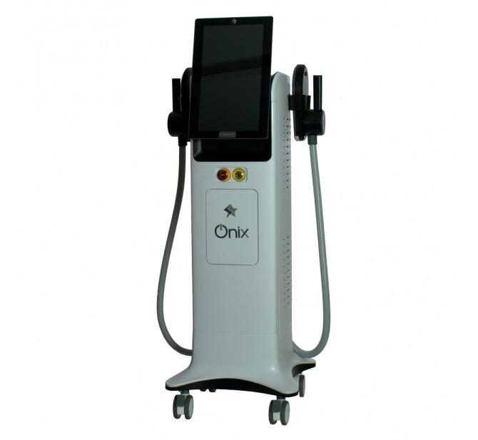Onix HIFEM Aparelho de Tratamento Muscular De Alta Performance - FISMATEK